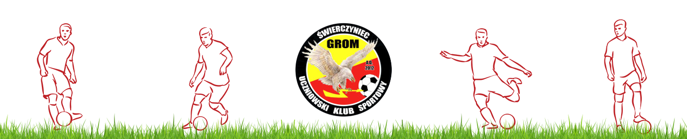 """Uczniowski Klub Sportowy """"GROM Świerczyniec"""""""